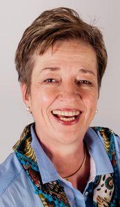 Jugend-Coach Renate Nuffer