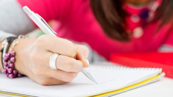 Plädoyer für das Schreiben mit der Hand